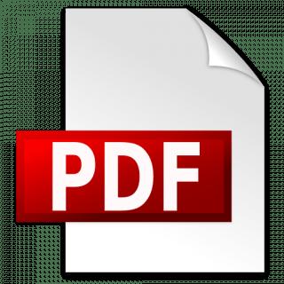 Listado de Denominaciones de Origen Protegidas (DOP) e Indicaciones Geográficas Protegidas (IGP) de España por comunidades autónomas. pdf icon