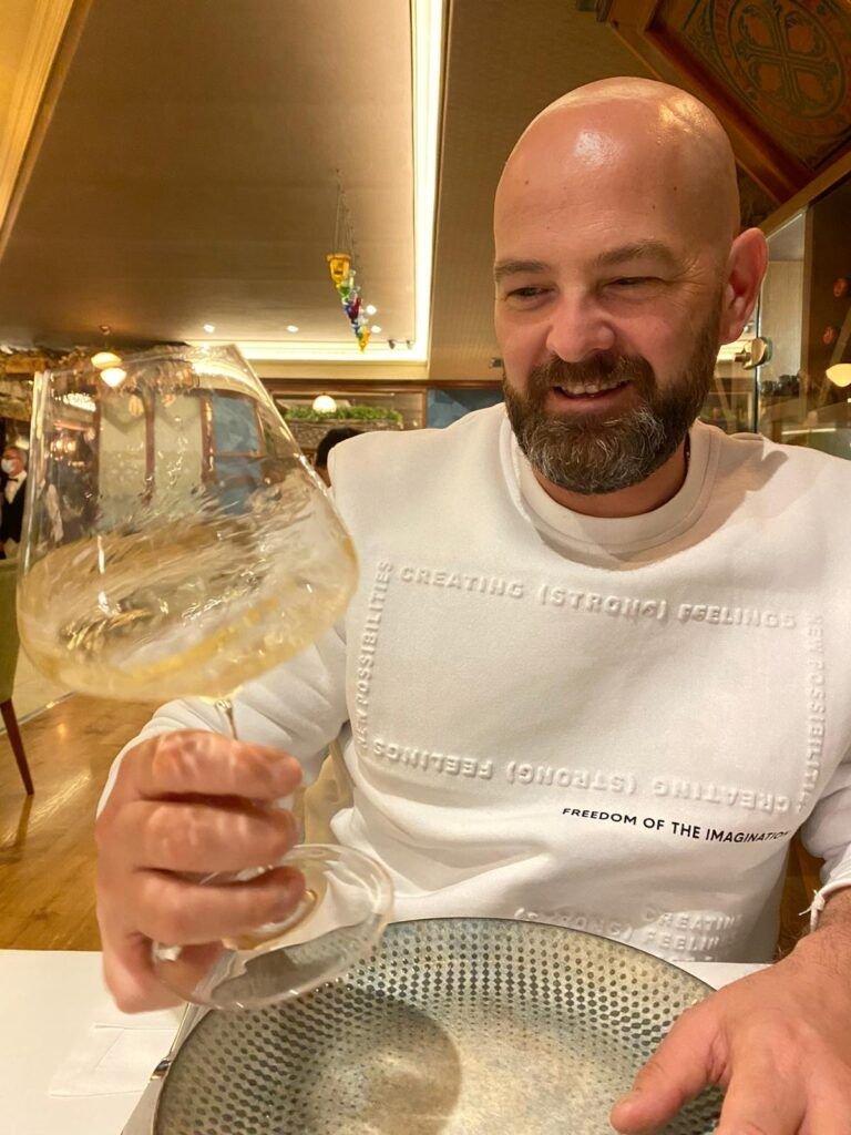 Vinos y gastronomía de Cangas del Narcea JUAN LUIS