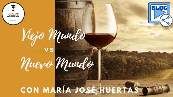 Viejo Mundo vs Nuevo Mundo Blog VM vs NM Maria Jose Huertas 1