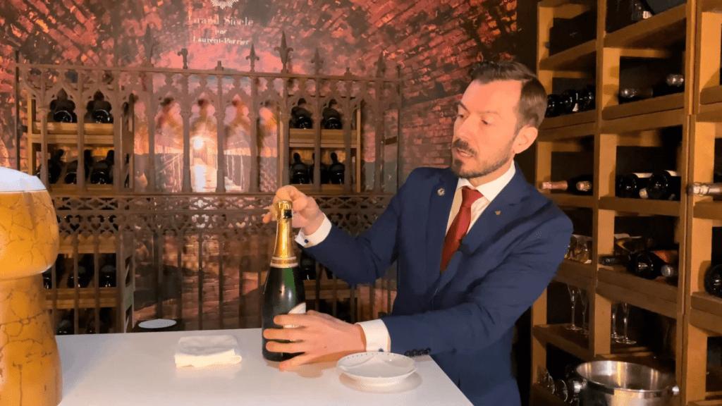 Servicio de Vinos Espumosos Snapshot 14