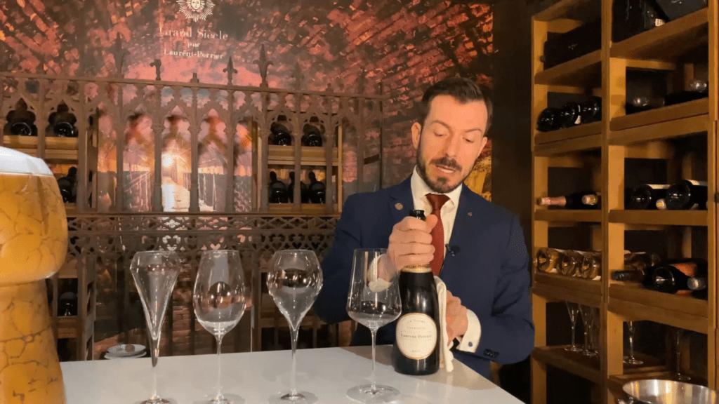 Servicio de Vinos Espumosos Snapshot 15