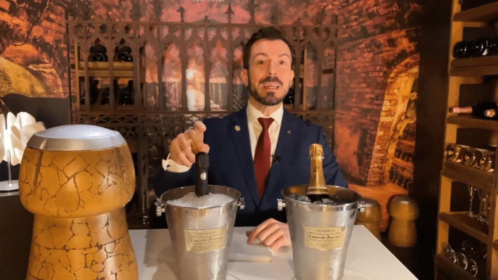 Servicio de Vinos Espumosos Snapshot 9