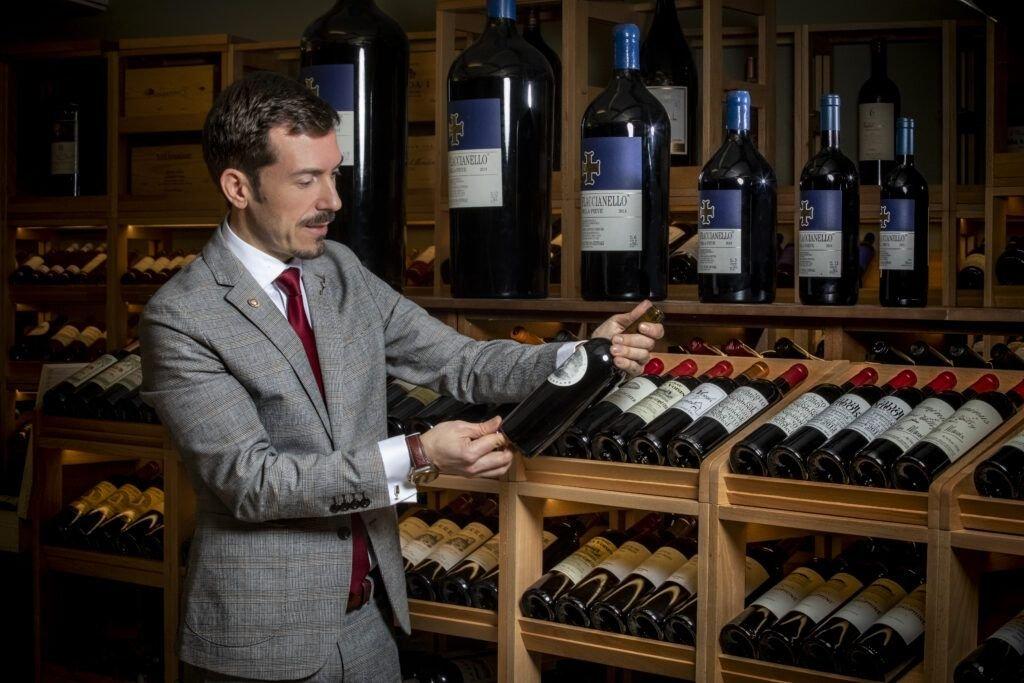 La carta de vinos. 5 factores clave. ALEX 128