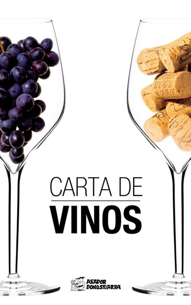 La carta de vinos. 5 factores clave. CartaVinos2017 1